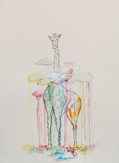 Giraffe by tomasheik