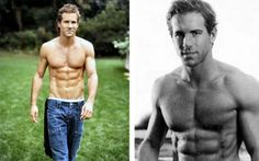 Ryan Reynolds aka sexaayyy!