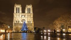 I did midnight mass on Christmas Eve when I was a little girl in Notre Damn... I'ld like to do it again