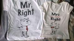 mr&mrs diy tshirt