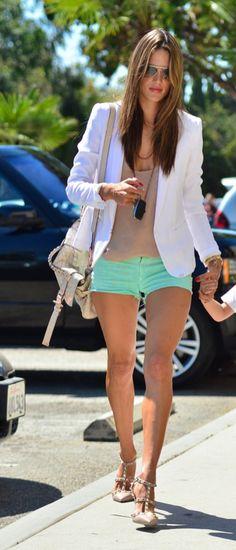 Alessandra Ambrosia...the legs!