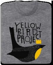 yellow bird project t-shirts