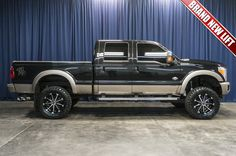 Joydrive : 2013 Ford F250 Super Duty Crew Cab King Ranch Pickup 4D 6 3/4 ft - Buy this 100% Online @ Joydrive.com