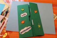 Maestra de Primaria: Cómo hacer un lapbook paso a paso. Tutorial. English Activities, Sistema Solar, Holiday Decor, Simple, Crafts, Scrapbooking, Angel, Album, Colors