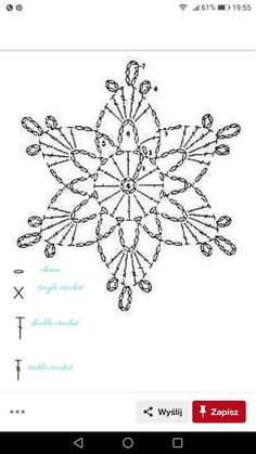 15 crochet snowflakes patterns- free patterns – Turcoaz cu Vanilie - Her Crochet Free Crochet Snowflake Patterns, Crochet Stars, Crochet Snowflakes, Thread Crochet, Filet Crochet, Irish Crochet, Crochet Motif, Crochet Designs, Crochet Doilies