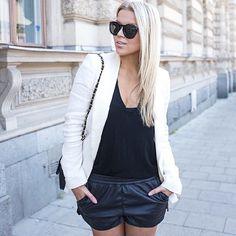 MONOCHROME : P.S. I love fashion by Linda Juhola