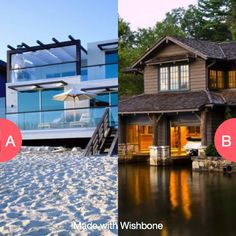Live on the beach or lake? Click here to vote @ http://getwishboneapp.com/share/1129227