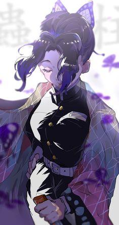 Girls Anime, Kawaii Anime Girl, Anime Art Girl, Demon Slayer, Slayer Anime, Cute Animal Drawings, Cute Drawings, Cute Anime Wallpaper, Chica Anime Manga