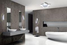 Die MANTRA Mistral 3808 Design-Wandleuchte RECHTS ist ein extravaganter Blickfang und sorgt für eine stimmungsvolle Beleuchtung Ihrer Räume