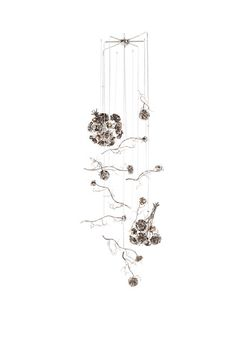 A La Vie en Rose composition, composed from single roses and bouquets, it showcases the possibilities of creating your own chandelier with our handmade lighting, Modern Lighting, Lighting Design, Single Rose, Modern Pendant Light, Modern Luxury, Bouquets, Composition, Roses, Chandelier
