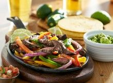Spice up your August 18th with some Fajitas. Fajitas, Spice Things Up, 18th, Spices, Beef, Holidays, Food, Meat, Spice