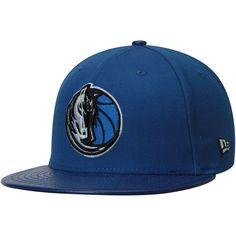 Dallas Mavericks New Era Trophy Champ 59FIFTY Structured Hat - Blue