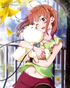 Anime Girl Neko, Manga Girl, Anime Art Girl, Kawaii Anime, Manga Anime, Anime Girls, Cute Anime Pics, Anime Love, Doraemon Cartoon