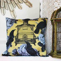 Ravens Cushion