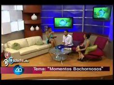 Momentos bochornosos con @Pam Davis @Evelyna Rodriguez y @Luis Germán @SigueLanoche #Video - Cachicha.com
