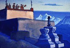 La Imaginación Dibujada: Nicholas Roerich