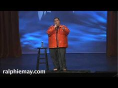 Ralphie May comes to Asheville June 16th click here for more information