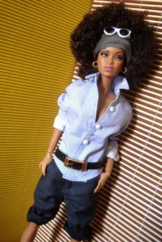 black barbies | outfits afro barbie black barbie fashion natural hair