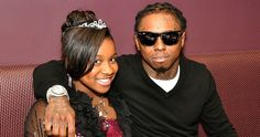 Rapper Lil Wayne's Daughter Beaten During Orientation At Clark University (Video)