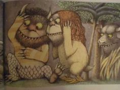 """The Author brought us all much joy """"Where the Wild Things Are"""" - one of my favorite childhood books. Author Maurice Sendak died today at age RIP 1928 - Maurice Sendak, Art And Illustration, Book Illustrations, Illustration Children, First Grade Books, Connecticut, Funny Stories For Kids, Wild Ones, Wild Things"""
