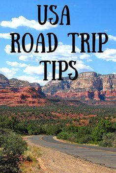 US road trip tips