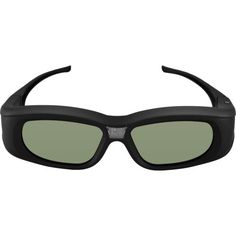 ViewSonic PGD-250 Compatible 3D Glasses (DLP-Link) by Quantum 3D Active Shutter DLP-Link 3D Glasses. Liquid Crystal Active Shutters triggers 3D viewing in a full color spectrum...enhances your 3D viewing experience with intense vivid colors (produces sharp clean colors that bests passive technology). Molded with a special plastic resin to allow for a smooth and silky like finish...slip them on once and you'll notice a huge difference between other 3D Glasses (comfortable enough to wear them…