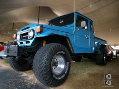 Not sure if FJ45 or FJ40 turned into a truck?