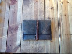 Ipad leather envelope case clutch by LUSCIOUSLEATHERNYC on Etsy, $69.00