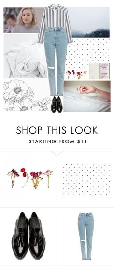 """""""Noora Sætre   Skam"""" by cinderella-in-black ❤ liked on Polyvore featuring Burberry and Topshop"""