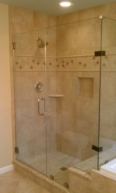 shower installation 122812