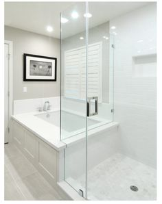 Modern Farmhouse, Rustic Modern, Classic, light and airy bathroom design a few ideas. Bathroom makeover a few ideas and master bathroom remodel suggestions. Bad Inspiration, Bathroom Inspiration, Bathroom Ideas, Bathroom Designs, Budget Bathroom, Bathroom Organization, Bathroom Interior, Gray Bathroom Decor, Restroom Ideas