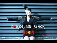 """King of the World""  Porcelain Black when she was Porcelain and the Tramps"