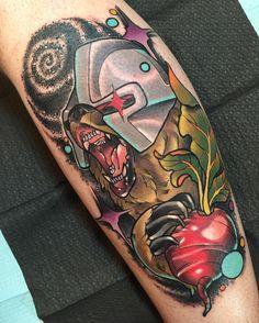Delorean back to the future tattoo buscar con google for Battlestar galactica tattoo