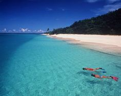 Snorkeling, St. Thomas, USVI