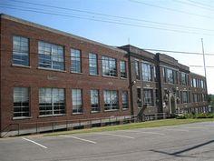 Madison Township School (1925)--Mansfield, Ohio