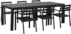 FAMIGLIA Hagesett Outdoor Furniture, Outdoor Decor, Outdoors, Table, Home Decor, Decoration Home, Room Decor, Tables, Outdoor Rooms