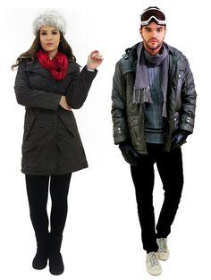 5910851ba63 Como se vestir no frio intenso - Frio Intenso  como se vestir no inverno  abaixo
