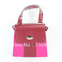 Aliexpress.com : Buy 2087 fashion felt Pill resistant women's leather handbag high quality business women's felt bag  from Reliable felt fashion handbag suppliers on  2087 felt bag $75.00