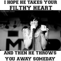 Sleeping With Sirens- If You Can't Hang. One of the most savage songs ever