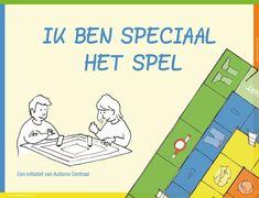 Ik ben speciaal: het spel Een speelse, ontspannende en spannende manier om in gesprek te gaan met kinderen met ASS.