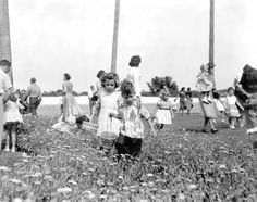Are you ready for your Easter egg hunt? Black White Photos, Black And White, Daytona Beach Florida, Easter Traditions, Light Year, Easter Celebration, Old Soul, Vintage Easter, Spring Home
