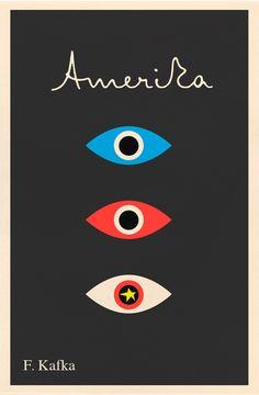 America | Designer: Peter Mendelsund | via veerle.duoh.com