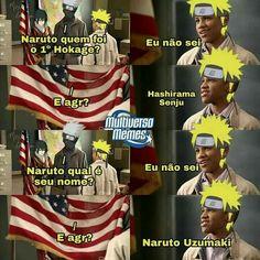 Naruto com Alzheimer kk Sasunaru, Naruto Shippuden Sasuke, Narusasu, Naruto And Sasuke, Anime Naruto, Anime Manga, Anime Meme, Otaku Meme, Anime English