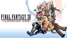 (adsbygoogle = window.adsbygoogle || []).push();   Final Fantasy 12 HD Remake Platform: PS4 Release Date: July 11th, 2017 Image Credit:https://store.na.square-enix.com/product/404023/final-fantasy-xii-the-zodiac-age-ps4 Full disclosure, I did not finish Final Fantasy 12 (FF12). I...