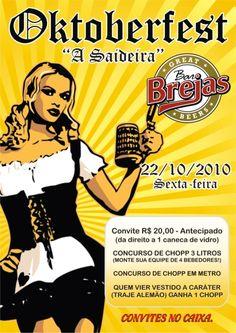 OKTOBERFEST de Campinas terá mais uma edição | Bar Brejas - Campinas - SP