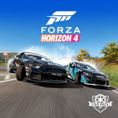 Forza Horizon 4 Formula Drift Car Pack