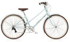 Electra Ticino Ladies 8D http://www.electrabike.com/bikes/ticino/ticino-8d?g=ladies