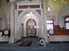 De richting van Mekkah in de moskee #3MTT #NHTV