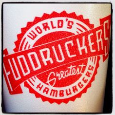 Fudruckers- This place is amazing! Only fast food place I know where I can get a beer with my combo instead of a soda! Fast Food Places, Fun Places To Go, Best Places To Eat, Junk Food, Food Food, Candy Grams, Great Restaurants, Travel Goals, My Favorite Things