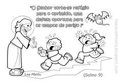 Um blog sobre evangelização infantil católica